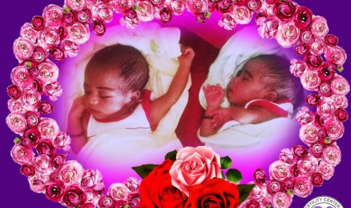 Sudan blessed with twins