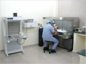 Class A IVF lab