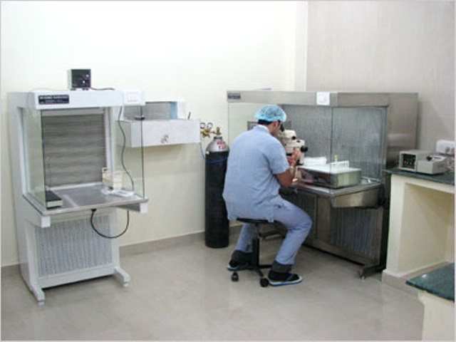 IVF Work Station hyderabad