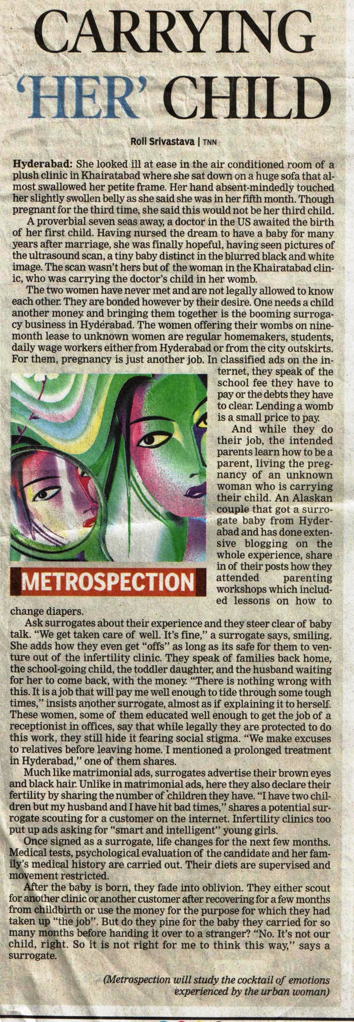 surrogacy Hyderabad