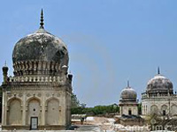 Qutubh Shahi Tombs Hyderabad