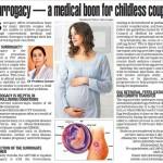 kiran infertility centre media