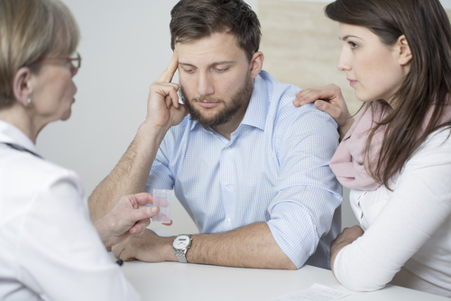 Male Infertility Treatment in Hyderabad - Medical causes